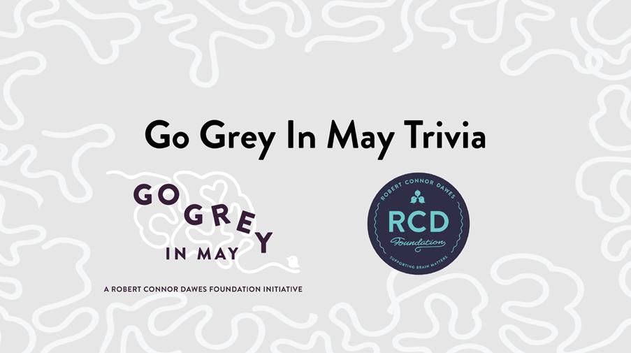 Go Grey In May Trivia